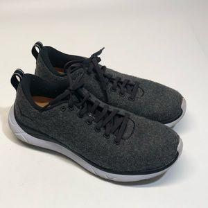 Hoka One One Hupana wool shoes